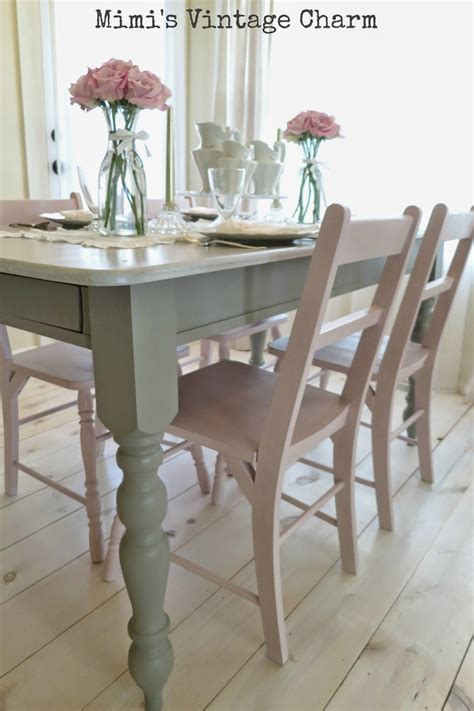 antoinette dining room chairs french linen table chalk