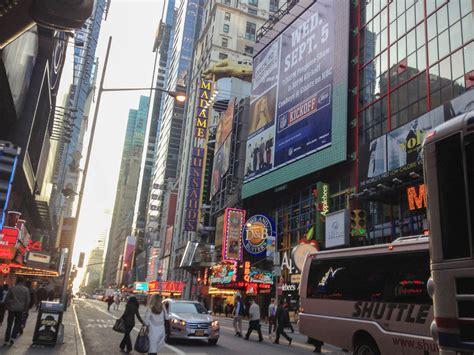 new york through the walking through nyc dan sherree patrick