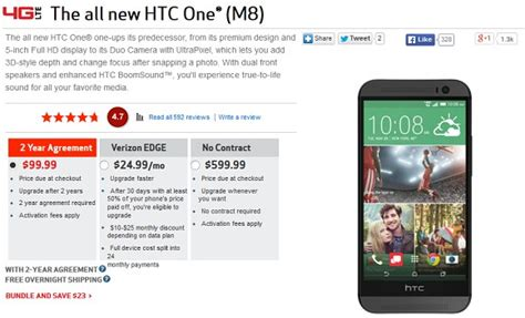 htc new year promotion htc one m8 gets a 100 discount on verizon gsmarena