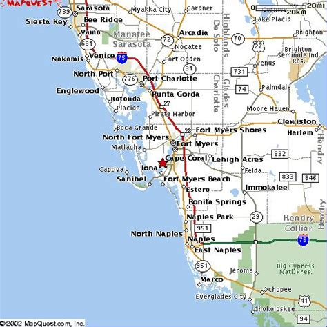 cape coral florida map cape coral fort myers sanibel island county florida land prime investment ebay