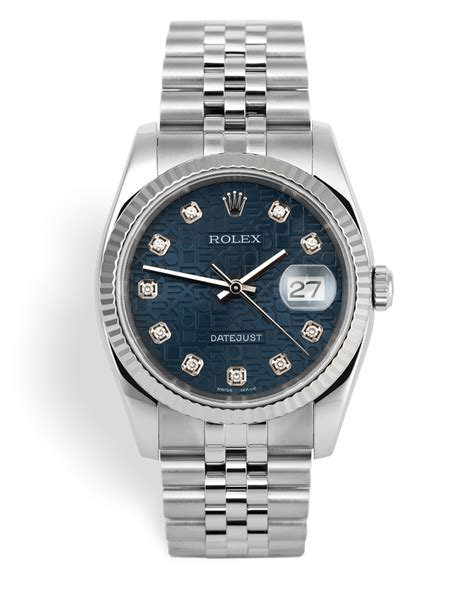 Diskon Rolex Sepasang Gold Cover White 36mm white gold bezel ref 116234 rolex datejust watches the club