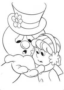 free printable frosty the snowman coloring pages best