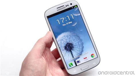 when did android come out samsung galaxy s3 review android central