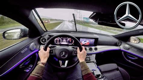 2017 mercedes e class interior lighting mercedes e class 2017 test drive ambient