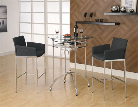 Vegas Storage Bar Table Destany Modern Glass Bar Table Collection Las Vegas Furniture Modern Home Furniture