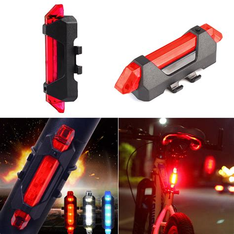 Lu Sepeda Raypal 5 Leds Light For Bicycle sale 5 led mountain bicycle cycling light