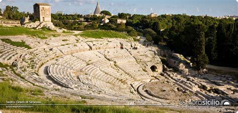 teatro greco di siracusa siracusa teatro greco di siracusa sicilia