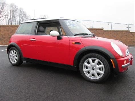 Find Used 2003 Mini Cooper 5 Speed Manual 1 Owner Low