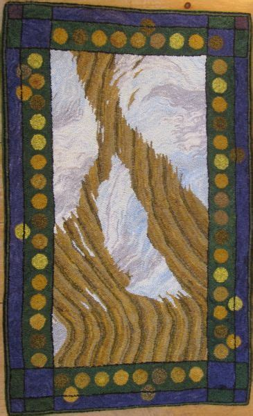rug hooking daily 17 best images about border ideas for rug hooking on hooked rugs in the corner