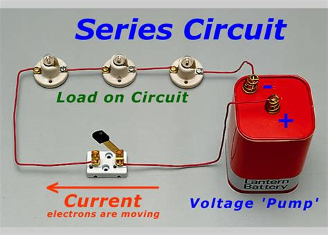 circuit science definition resistors in series and parallel antimatter