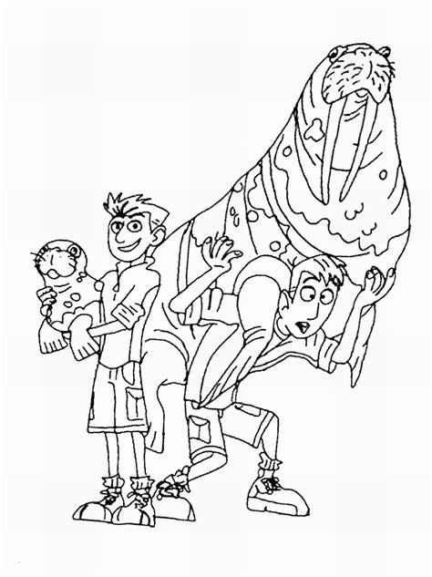 wild kratts aviva coloring page wild kratts coloring pages for kids az coloring pages