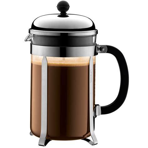 canapé modulables bodum chambord 12 cup coffee maker homeware thehut com