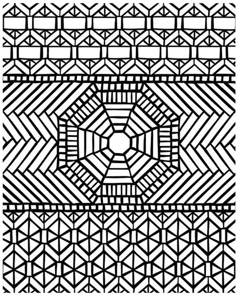 free printable coloring pages mosaic mosaics colouring pages mosaic coloring pages