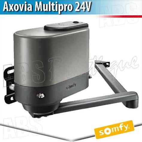 Motorisation Portail Battant Somfy 5135 by Axovia Multipro Somfy Bras 224 Glissi 232 Re Bras Moteur