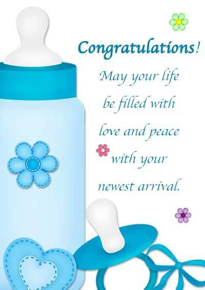 Congratulations On Your New Baby Card Templates by 152 Best Baby Wishes Images On Birthdays