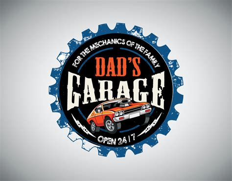 Garage Barn Logo Design Family Business Cw Design Graphic And Web Design