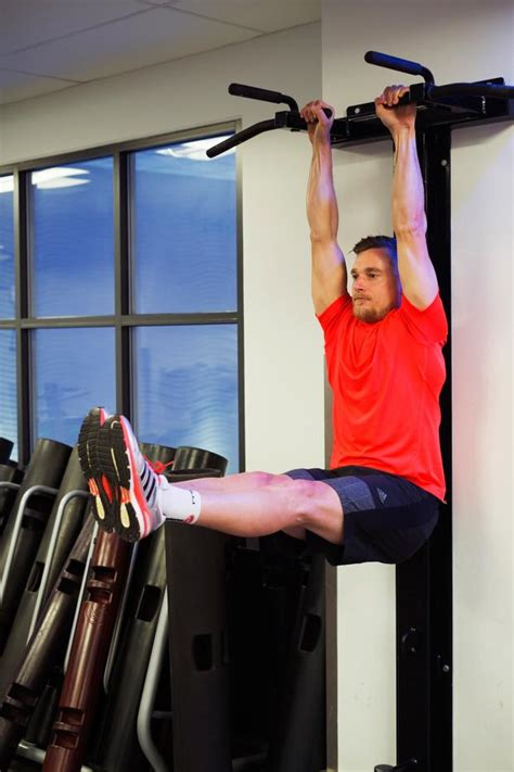 Hanging L by Weight Exercises For Cyclists 2 Cyclist