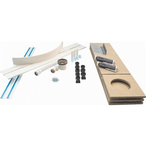 Easy Plumb Shower Tray Kit by Universal Easy Plumb Shower Tray Kit Toolstation