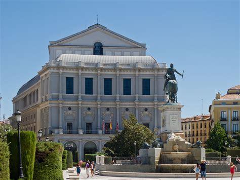 Imagenes Teatro Real Madrid | teatro real wikipedia