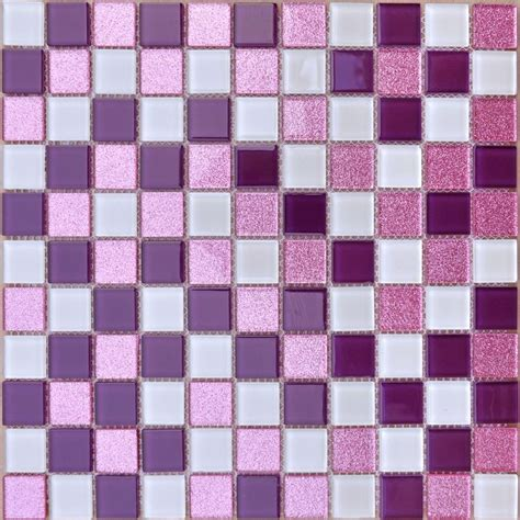 purple kitchen backsplash purple glass mosaic tile backsplash pink glass