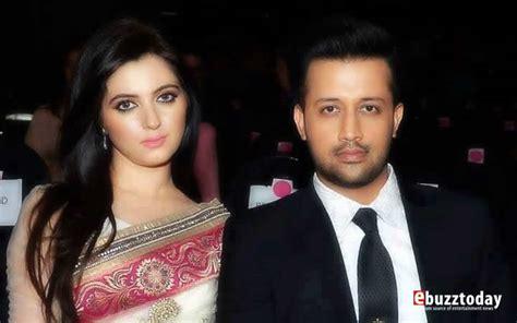atif aslam wife atif aslam sara bharwana expecting child pakistani
