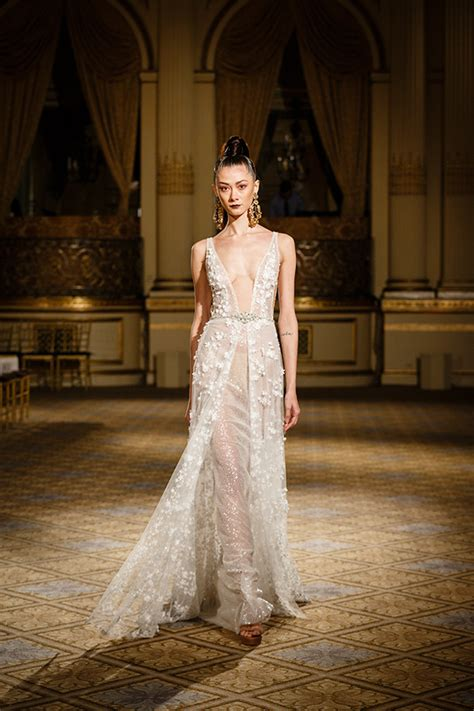 Wedding Dresses In New York by Berta Wedding Dresses 2018 New York Runway Show