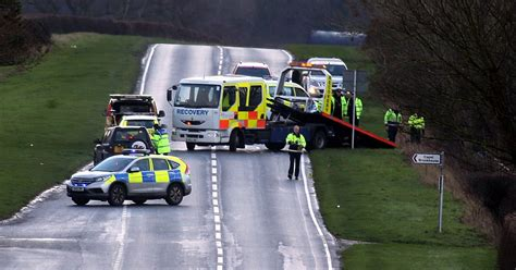 car crash south wales in his early 70s dies following collision wales