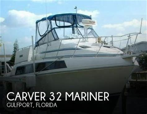 32 ft carver used boats 32 foot carver 32 32 foot carver boat in gulfport fl