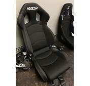 Sparco Chrono Road Seat At Speed Shield