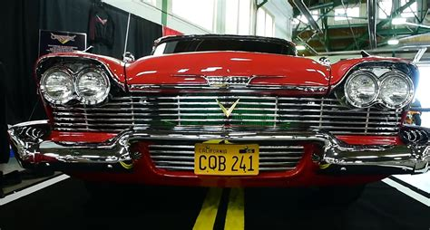 Christine Auto by Christine Car At Syracuse Nationals