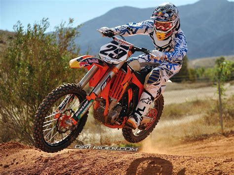 Ktm Dirt Bike Wallpaper Ktm Wallpapers Wallpaper Cave
