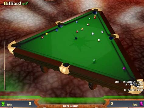 Meja Billiard Koin billiard gratis untuk komputer windows 7