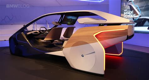 futuristic cars bmw the top 7 most futuristic cars of ces 2017