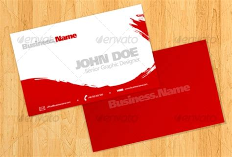 single business card template cardview net business card visit card design