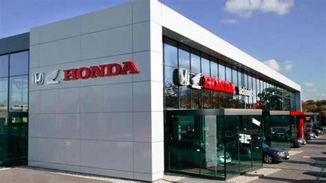 Motorradladen Frankfurt by Honda Er 246 Ffnet Niederlassung In Leipzig Autohaus De