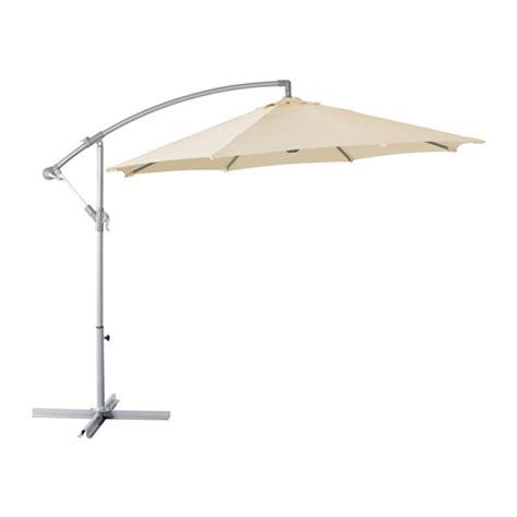 Ikea Patio Umbrella Karls 214 Umbrella Hanging Beige 118 1 8 Quot Ikea