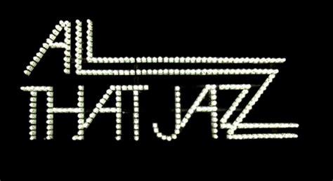 keith gordon all that jazz all that jazz