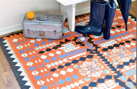 Diy Kitchen Rug The 12 Best Diy Rug Tutorials Of All Time Porch Advice