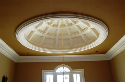 Domed Ceilings by Ceiling Domes Smooth Ornate Coffered