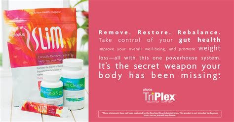 Plexus Triplex Detox Symptoms by Healthy Gut Happy You Plexus Worldwide