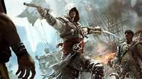 Assassins Creed Wallpaper 1366x768 Iv Black Flagjpg