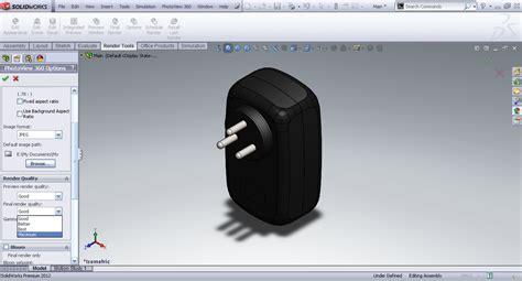 tutorial solidworks render tutorial rendering part models in solidworks grabcad