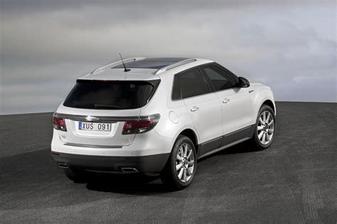 2012 saab 9 4x officially unveiled before la debut the