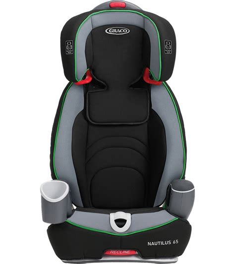 graco 3 in 1 booster seat graco nautilus 3 in 1 booster car seat fern