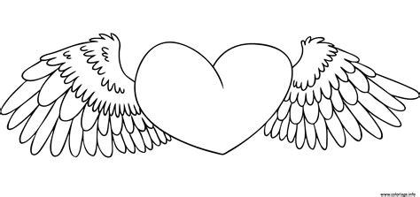 Coloriage Coeur Dessin A Imprimer L