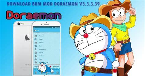 bbm tema doraemon apk download kumpulan bbm doraemon v3 3 3 39 mod apk terbaru