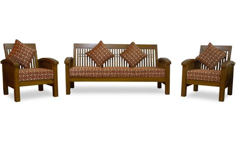 home furniture designs kerala garden vision teakwood sofa set
