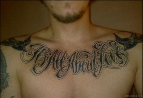 amazing chest tattoos chest tattoos page 5