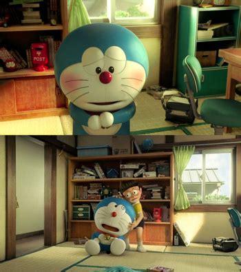 film doraemon lama jepang siapkan film 3d doraemon pertama di 2014 kabar