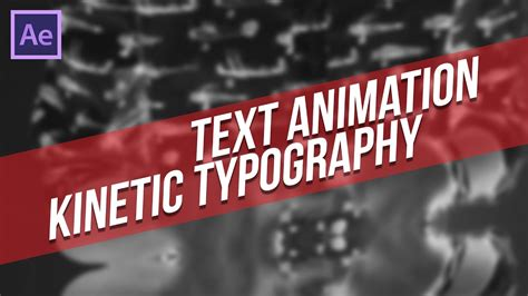 kinetic typography tutorial after effects pdf after effect tutorial menggunakan text animation tool